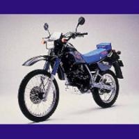 250 KLR type KL250D 1987/2005