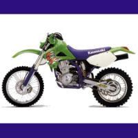 650 KLX type KLX650R 1994/1996