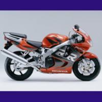 900 CBR type SC33 1996/1999