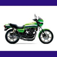 Z 1000 R type KZ1000R 1982/1983