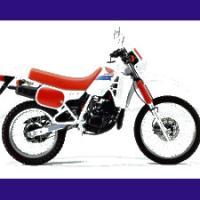 MTX 125 type JD07 1983/1987