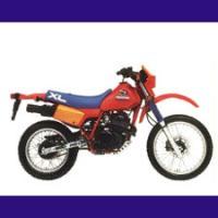 350 XLR (ND03) 1985-1987
