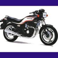 400 GPZ type ZX400 1985/1987
