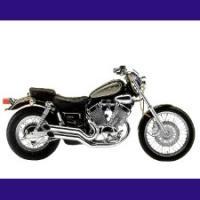 XV 535 Virago 1988/2001 (2YL, 3BT, 4KU, 4YH)