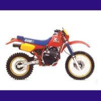 600 XR type PE04 1986/1989