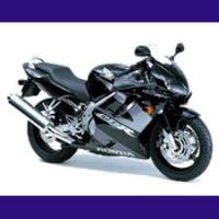 600 CBR FS/FI type PC35 2001/2004