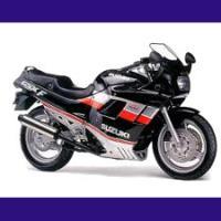 750 GSXF   type GR78A   1989/1996