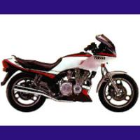 750 XJ type 41Y 1983/1984