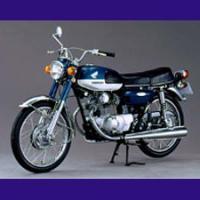 CB 125 S (S1-S2) 1971/1975