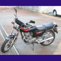 CB 125 T type JC06 1982/1988