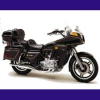 1100 GL Goldwing type GL1100A 1980-1983