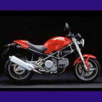 600 Monster type M300AA 1999/2001