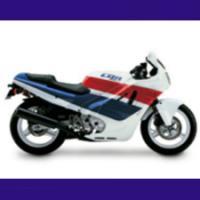 600 CBR type PC19 et PC23 1987/1990