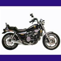 750 VFC Custom type RC09 1982/1987