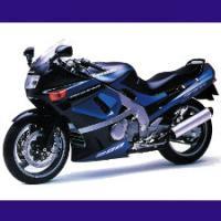 ZZR 600 type ZX600D 1991/1992