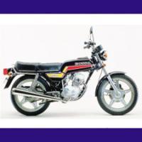 CB 125 Twin type CB125T 1978/1980