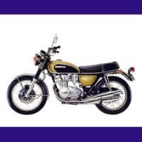 CB 500 Four 1971/1975