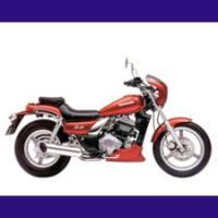 EL 250 Eliminator 1988/1997
