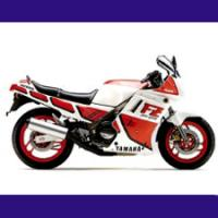 750 FZ type 2MG 1987/1988