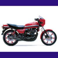 1100 GPZ type KZ1100 1981/1983