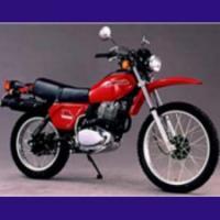 125 XR / XLS type L125S 1979/1984
