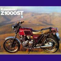 Z 1000 ST 1979/1980