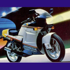 125 NSR type TC01 1985/1990