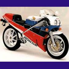 750 VFR R  type RC30    1988/1989