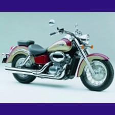 750 VT Shadow 1997-2000