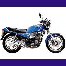 XJ 650     type 4KO   1980/1983