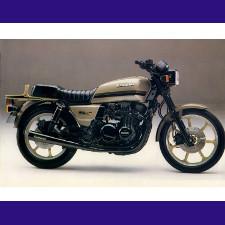 Z750GT type KZ750GT 1982/1987