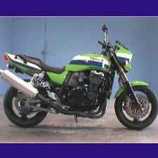 ZRX 1100 type ZRT10C 1997/1999