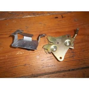 Mécanisme de verrouillage de selle arrière pour Honda 125 CBR