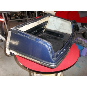 Top case Honda GL 1500 Goldwing