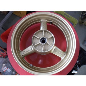 roue arrière nue 1300 XJR or