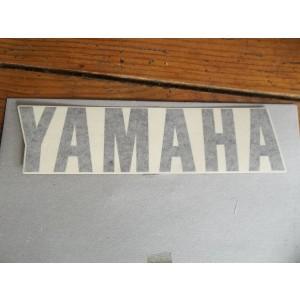 Emblême noir de sabot pour Yamaha FJ 1100