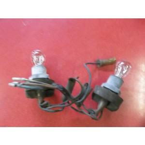 Support d'ampoule de feu arrière Honda 400 cx