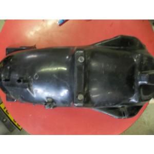 Partie interne de garde boue arrière Honda 400 cx