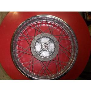 roue arrière 125 tux