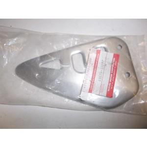 Platine de protection maître cylindre arrière Suzuki SV 650