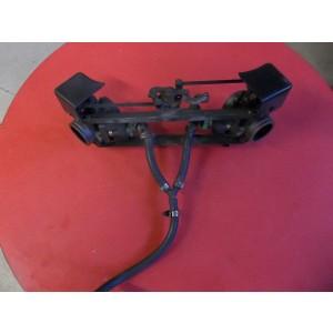 rampe d'injection moto guzzi V11 jackal