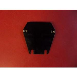 plaque support de CDI moto guzzi V11 jackal