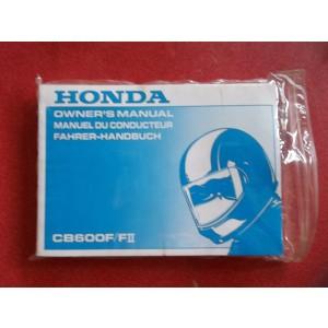 Honda 600 F , 600 F2