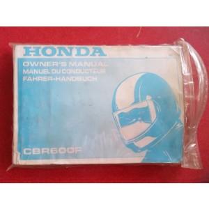 Honda 600 cbr 1993