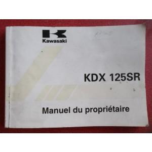 Kawasaki KDX 125 SR
