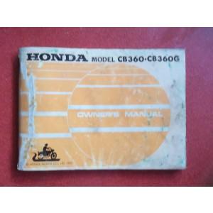 Honda CB 360 , CB 360 G