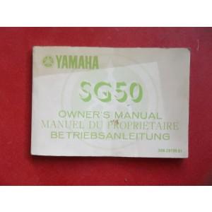 Yamaha SG 50