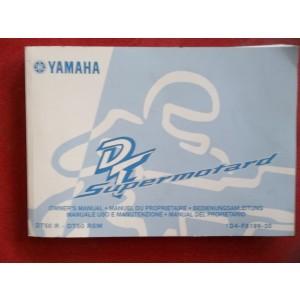 Yamaha DT 50 R , DT 50 RSM