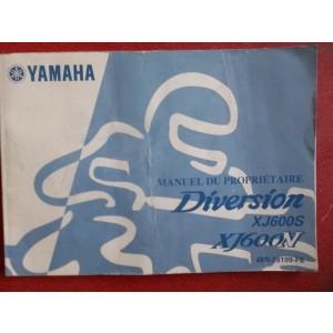 Yamaha XJ 600 N , XJ 600 S