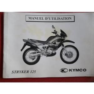 Kymco 125 Styker